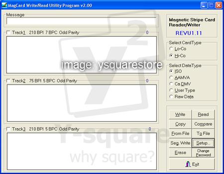 Msr606 software